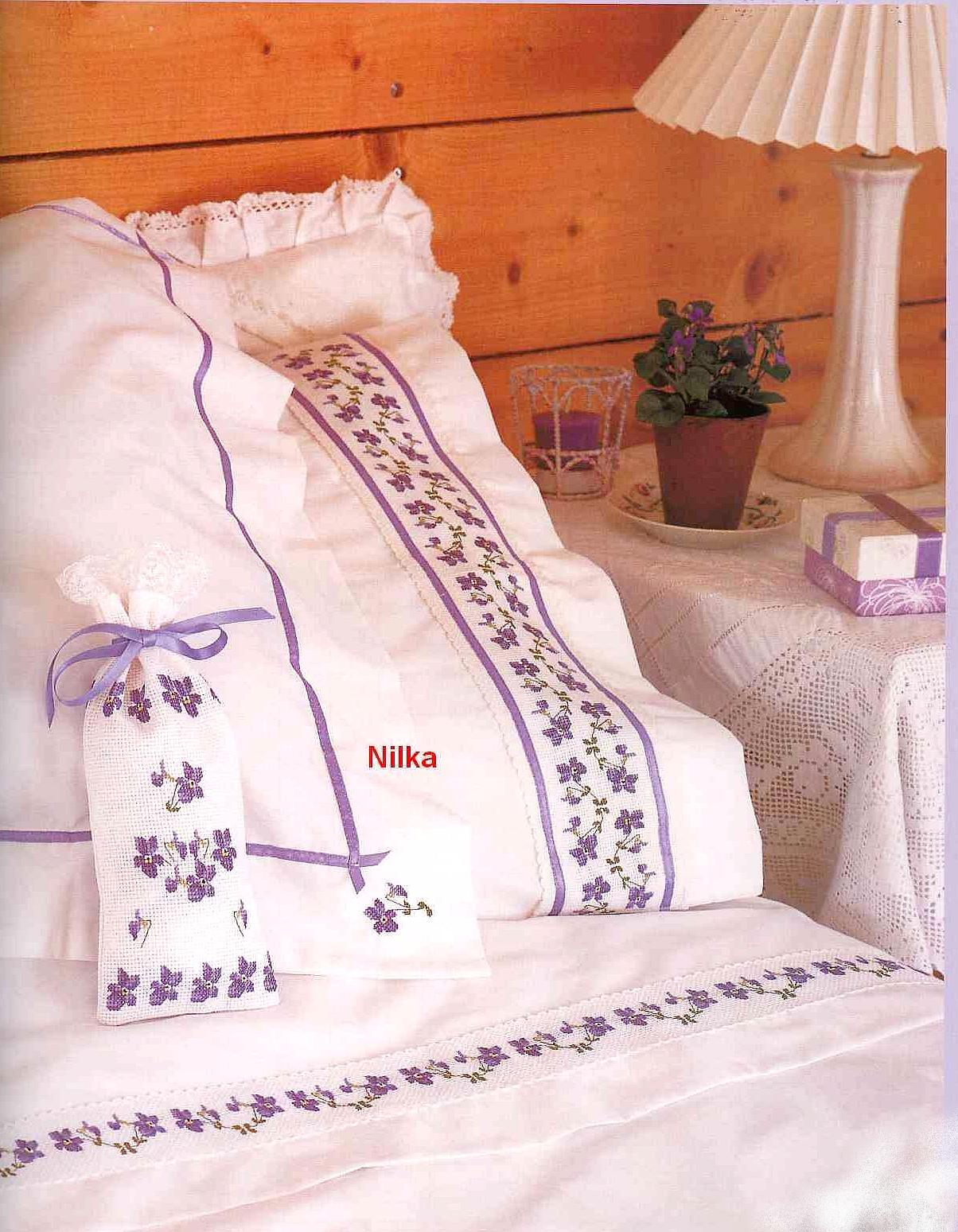 Disegni Per Lenzuola Matrimoniali.Schemi Ricamo Lenzuola Le3d6a0 Lebrijacd Com