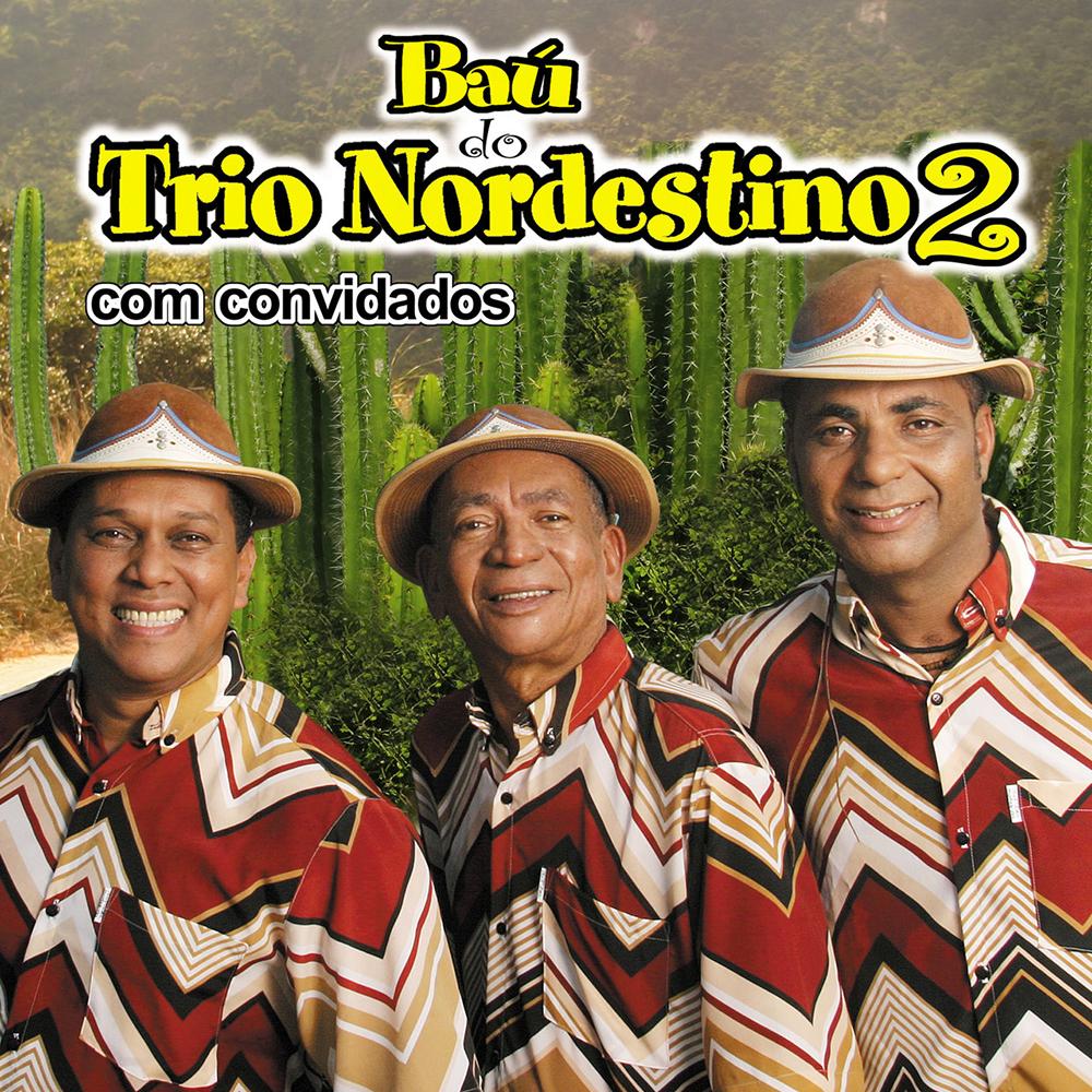 Trio Nordestino - Baú do Trio Nordestino (Vol. 2) [2004]