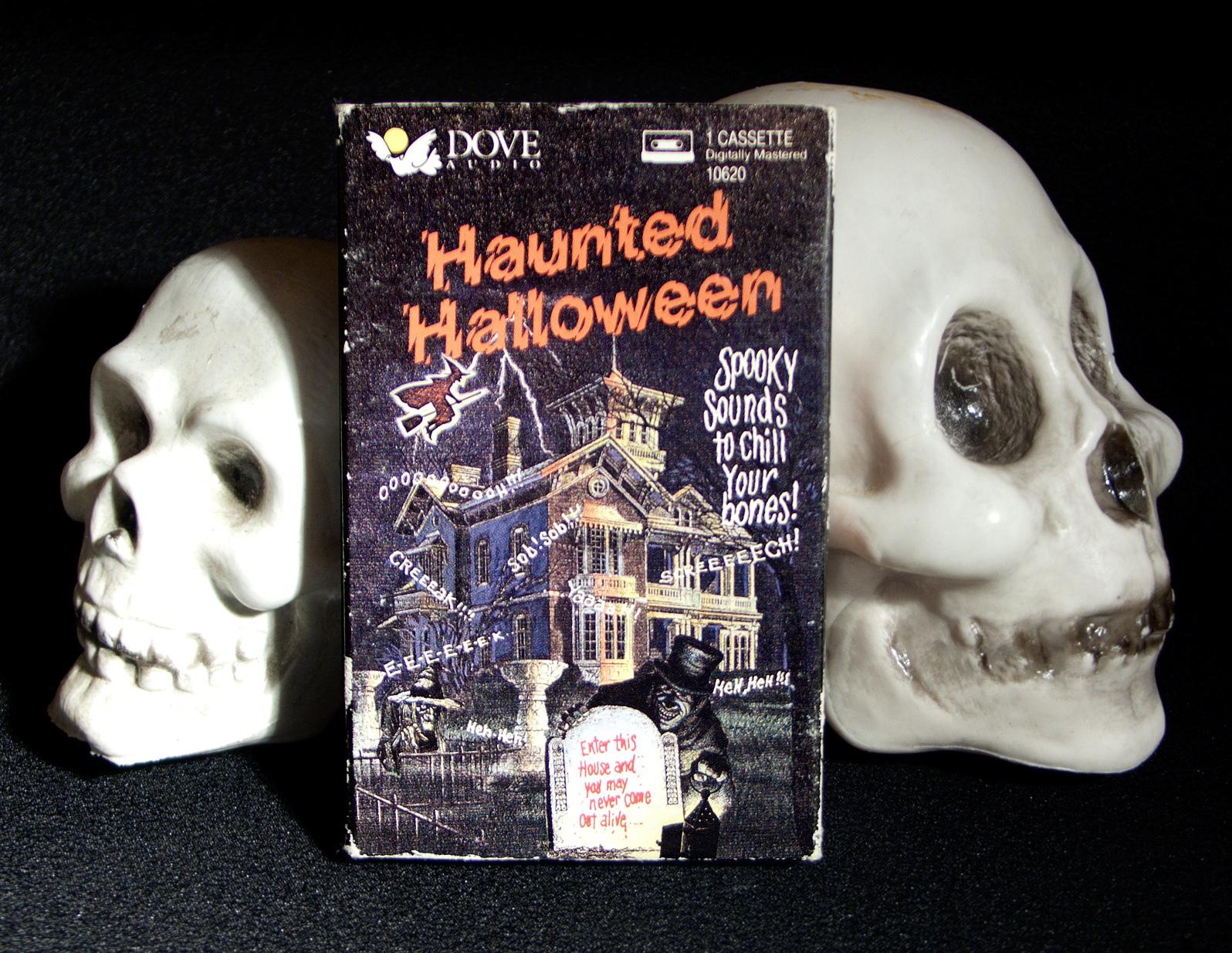 SECRET FUN BLOG: HALLOWEEN TAPE REVIEW #1: Haunted Halloween