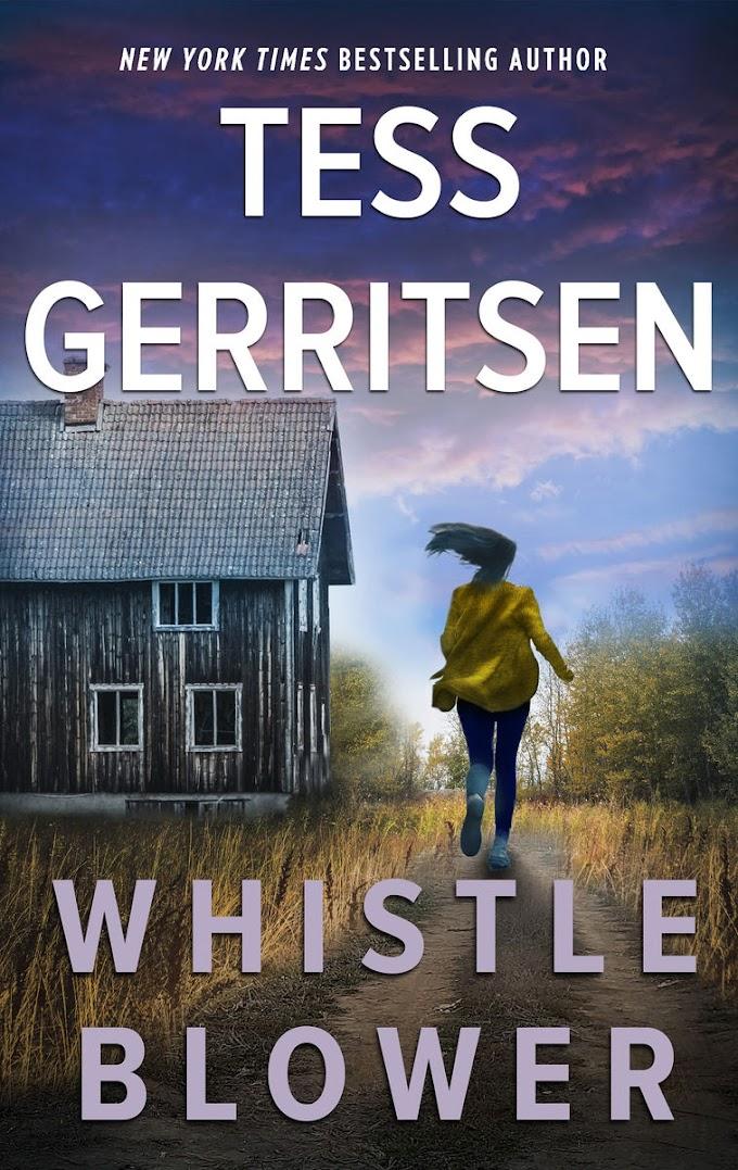 [PDF] Free Download Whistleblower By Tess Gerritsen