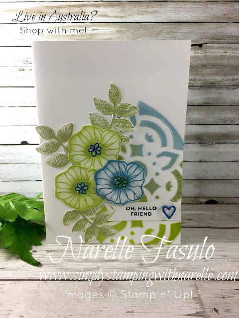 Oh So Eclectic - Fabulously artistic floral stamp set that you have to have - Simply Stamping with Narelle - Grab yours here - http://bit.ly/2vrEacn