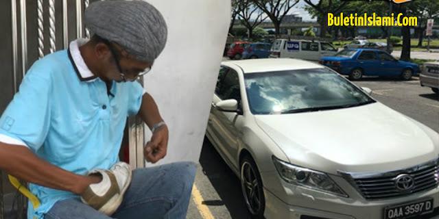 Tukang Sol Sepatu Saja Bisa Naik Haji dan Beli Camry, Apa Rahasianya!?