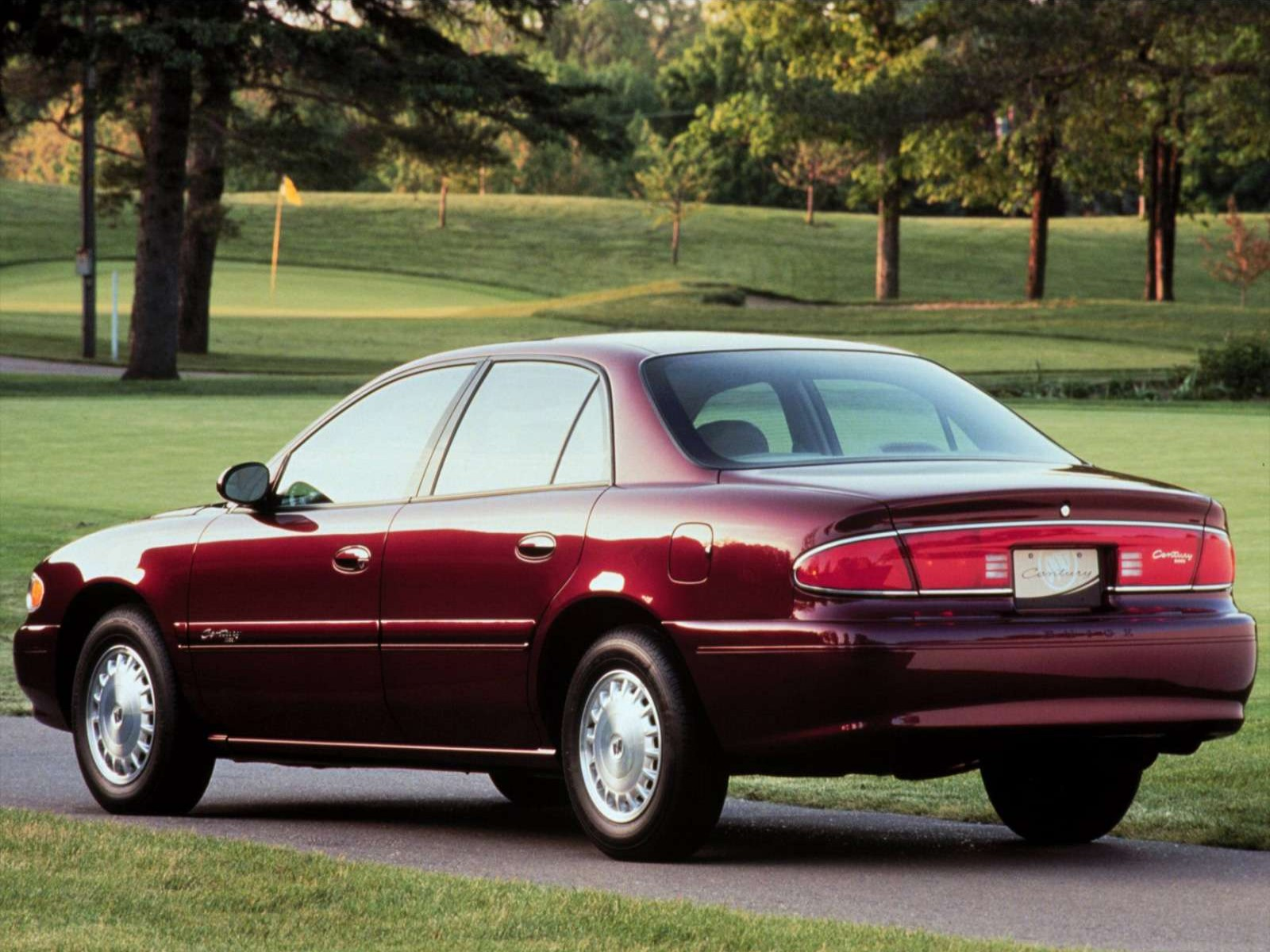 Buick Century on 1999 Buick Regal