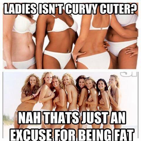 What size woman does a man prefer