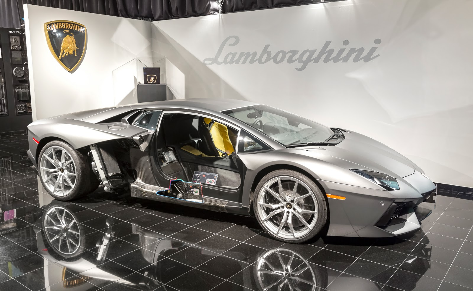 Lamborghini Opens Advanced Composite Structures Laboratory ...