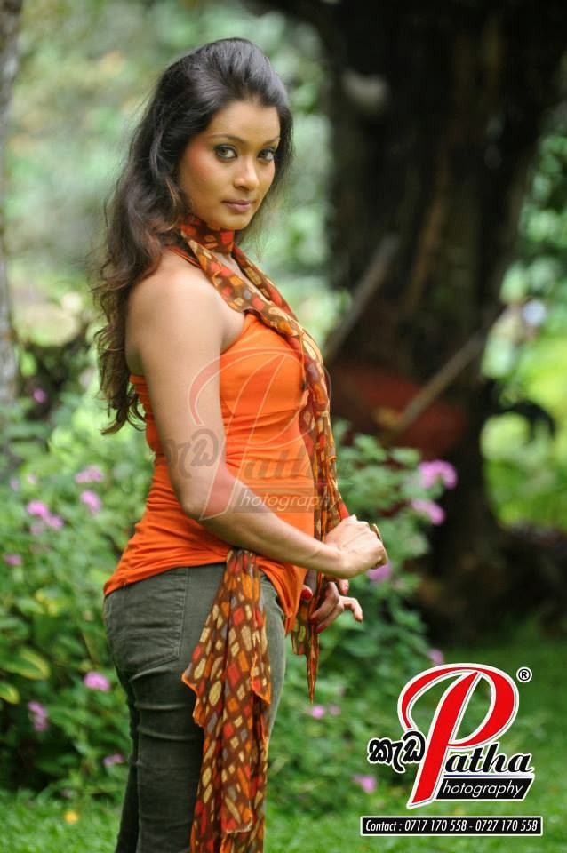 Sl Hot Actress Pics Himali Siriwardana Latest Hot Sexy -8853