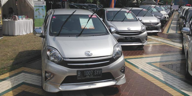 Mobil City Car