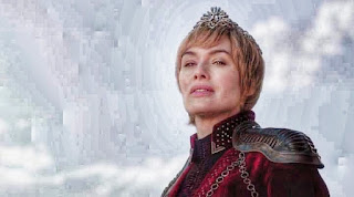 Daenerys Targaryen Mad Queen is coming
