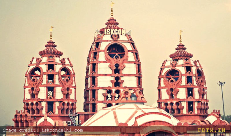 ISKCON Temple, Delhi: Know The Religious Belief and Significance