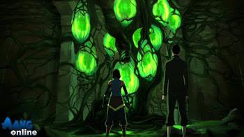Libro 4: Balance, Capítulo 9: Más allá del bosque - La leyenda de Korra