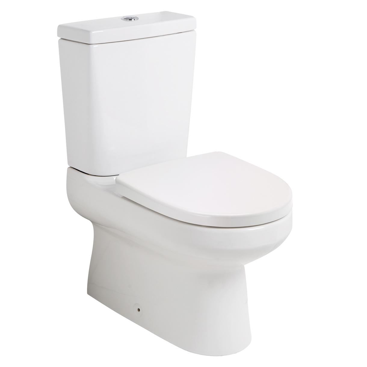Modecor Toilet Suites Porcher Cygnet Square Back To Wall