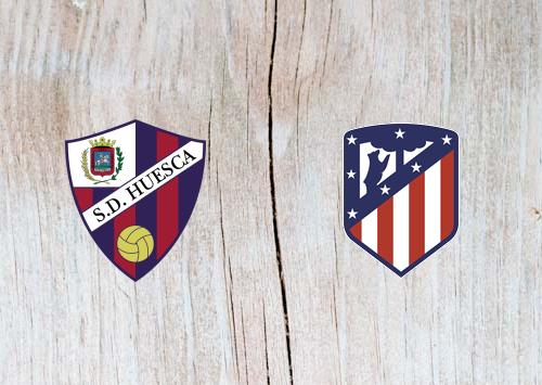 SD Huesca vs Atletico Madrid - Highlights 19 January 2019