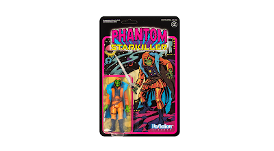 New York Comic Con 2018 Exclusive Phantom Starkiller Cosmic Terror Edition ReAction Figure by Killer Bootlegs x Super7