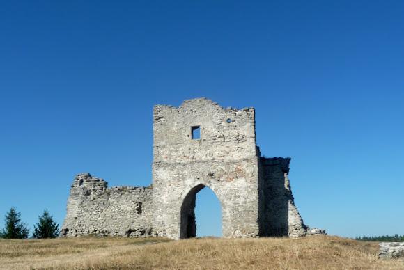 Кременець. Гора Бона (Замкова). Фортеця