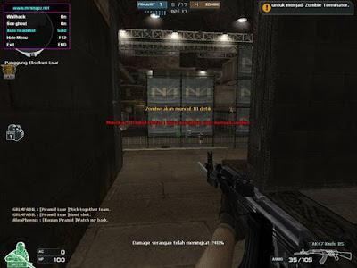 Crossfire Update New
