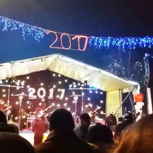 Doček Nove godine na trgu | Divlje Jagode 🎇 🎆
