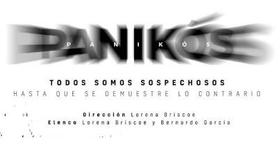 PANIKOS (TEATRO) 1