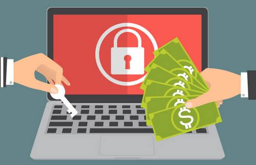 Ciri Ciri Komputer Terkena Virus Ransomware
