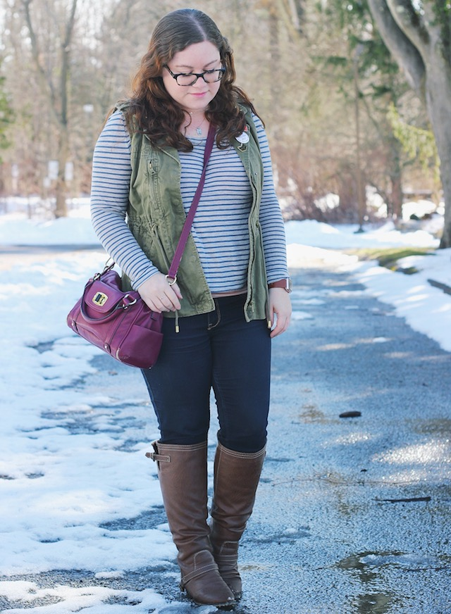 08f87253a1f63 Outfit: Pin Game | Sincerely, Sara | Style & Books | Bloglovin'