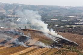 حزب الله يستهداف آلية إسرائيلية.. واسرائيل ترد