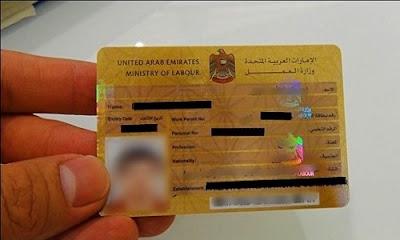 Obtaining a Dubai Labor Card