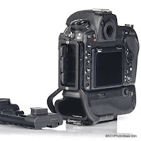 New Sunwayfoto L Bracket for the Nikon D850 with Battery Grip - Preview
