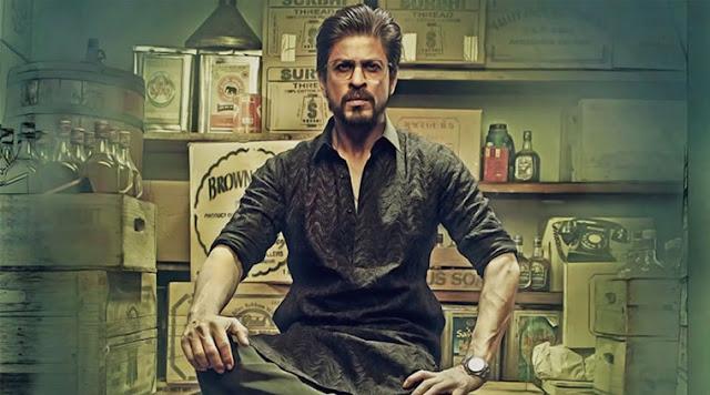 Bollywood King SRK Raees HD images