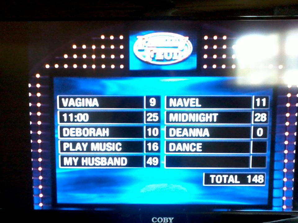 Fast Money: Fast Money Family Feud