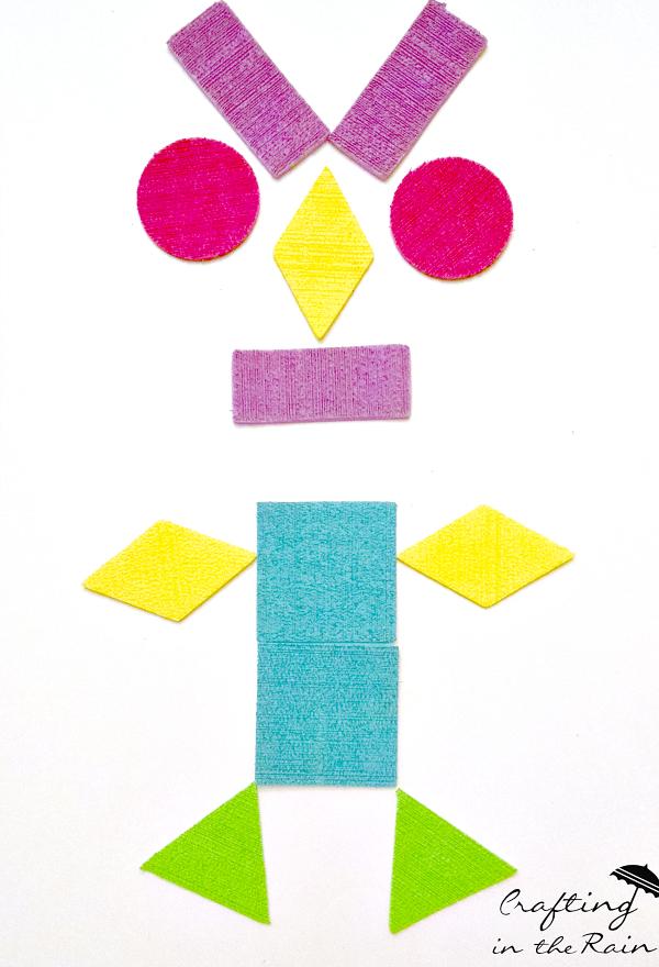 Cricut Foam Sheet Kids Craft Crafting In The Rain