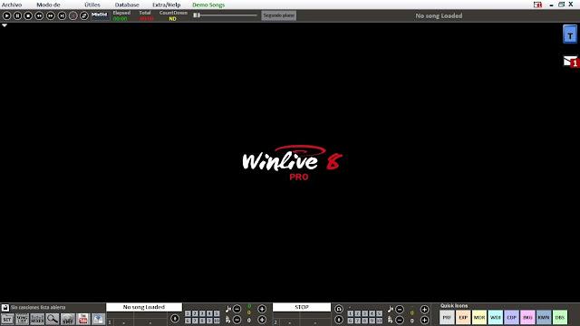 WinLive Pro 8 imagenes hd