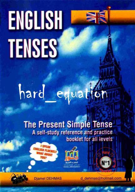 English Tenses Pdf Book