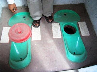 tuvalet müzesi hindistan