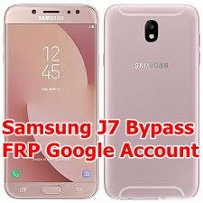 Samsung J7 Pro Google Account FRP