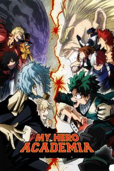 Boku no Hero Academia 3ª Temporada Torrent - WEB-DL 720p Legendado