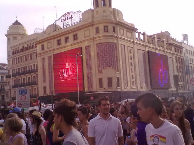 Los cines de Callao estrenan pantallas luminosas gigantes