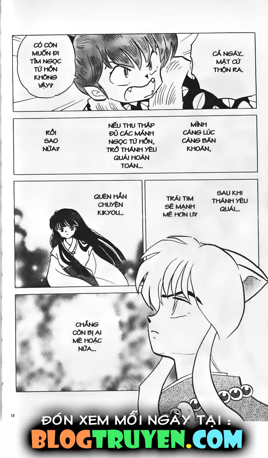Inuyasha vol 06.3 trang 11