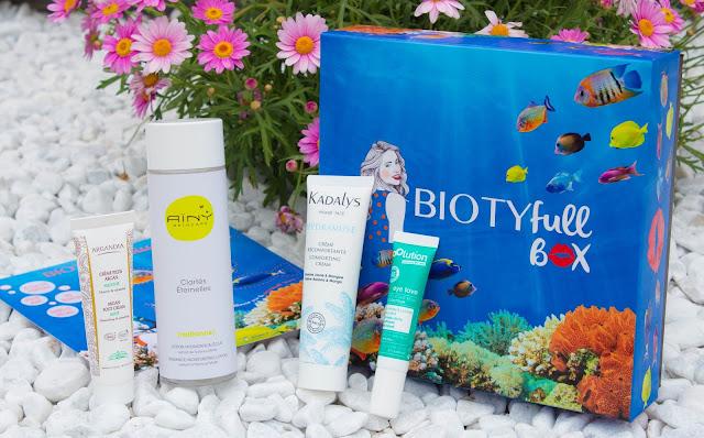 Une routine hydratante pour les beaux jours avec la Biotyfull Box d'Avril 💕