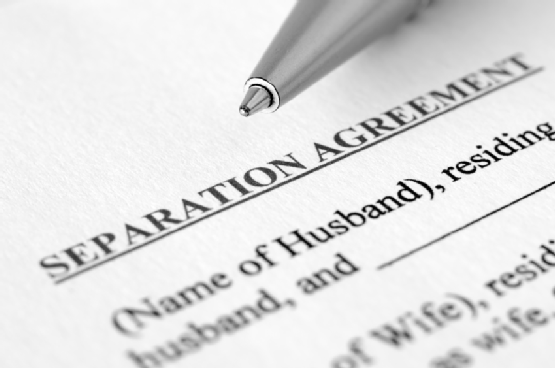 Annulment: Deed of Separation