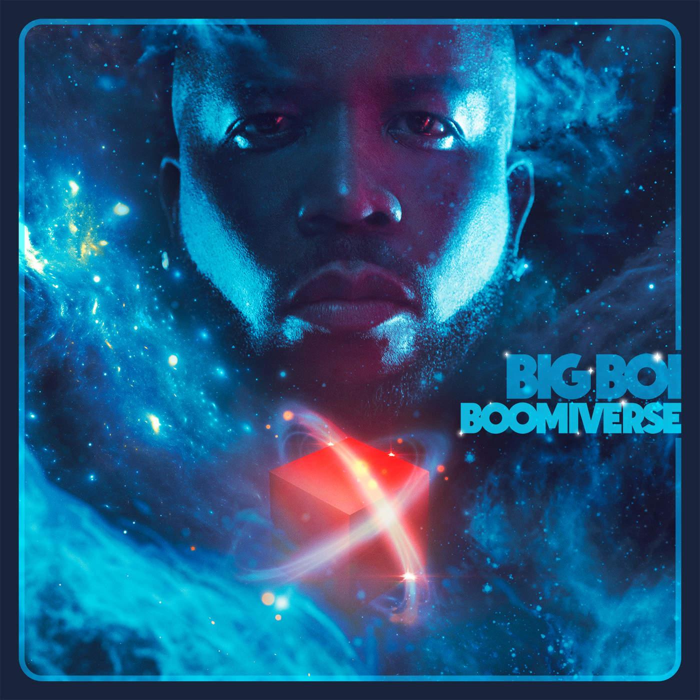 Big Boi - Boomiverse Cover