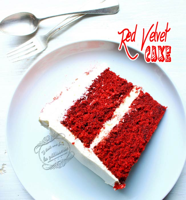 gateau red velvet