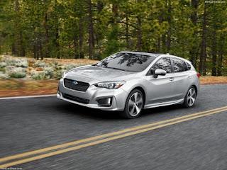 2018 Subaru Impreza - 2018 voitures les moins chères