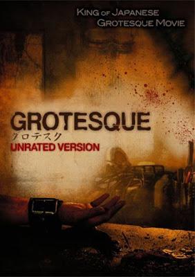 [Crítica] Grotesque (Gurotesuku) - Kôji Shiraishi, 2009