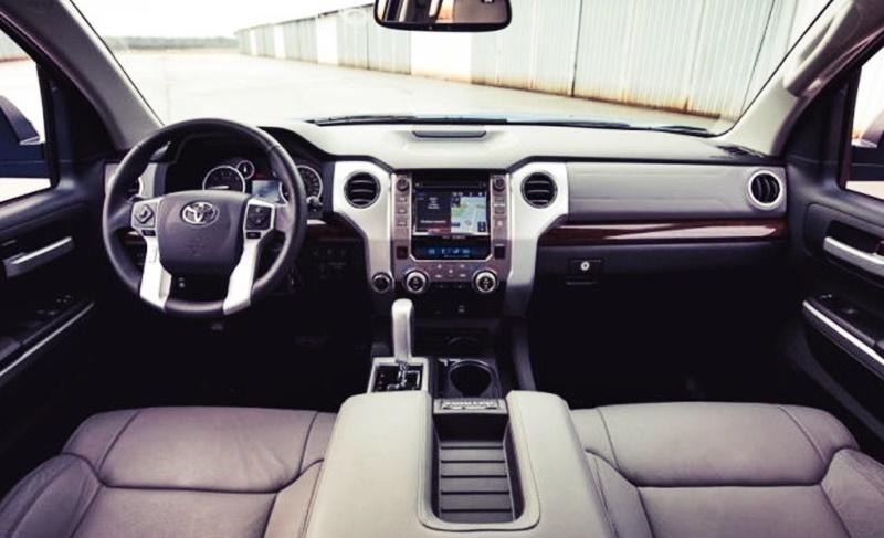 2018 Toyota Tundra Pickup Trd Pro Diesel