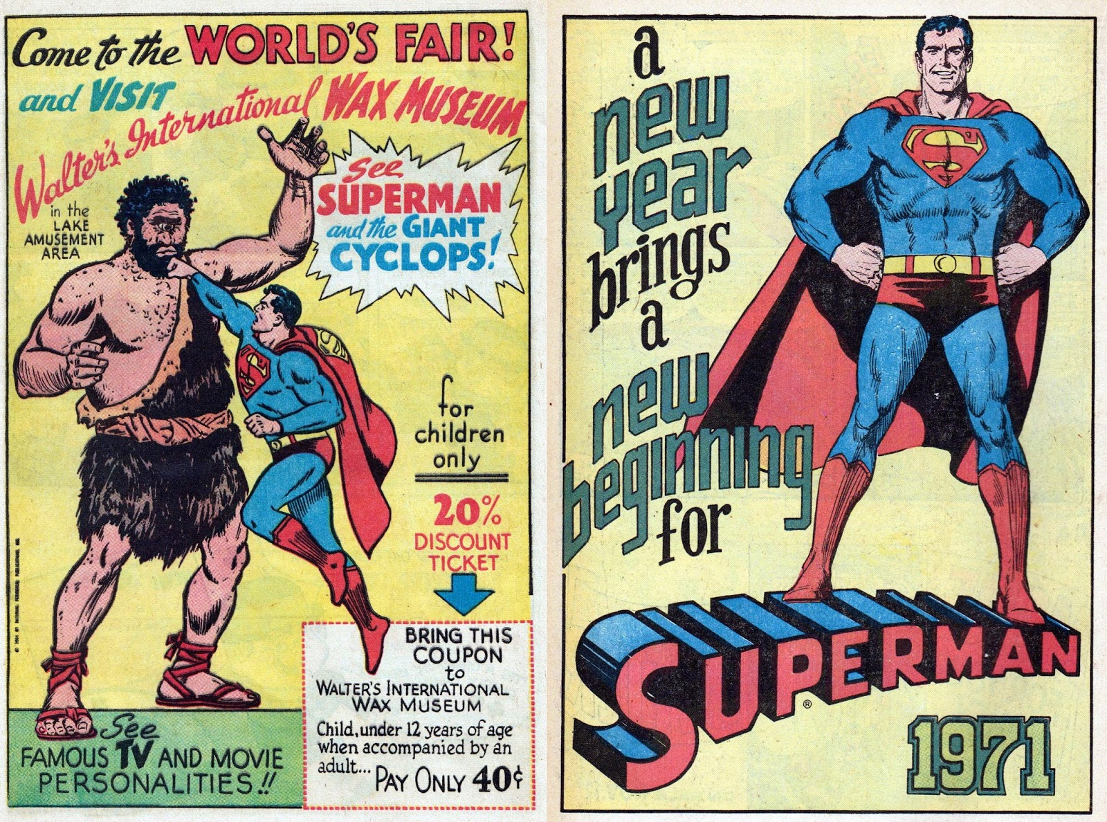Dispatches From the Last Outlaw: The Superman Collector
