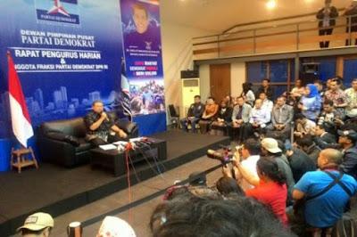 SBY: Tak Ada Pembicaraan dengan KH Ma'ruf untuk Menekan Sikap MUI atas Ahok