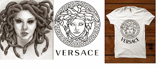 versace and medusa