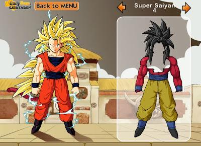 Juego Dragon Ball Z Kai De Vestir Juegos Cartoon Online Gratis