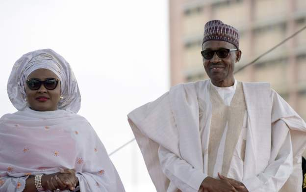 Nigeria's First Lady to visit ailing husband in London
