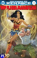 DC Renascimento: Mulher Maravilha #14