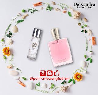 Miracle yang Miracle,Perfume Dexandra,Dexandra